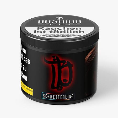 Bushido Tobacco – Schmetterling Tabak