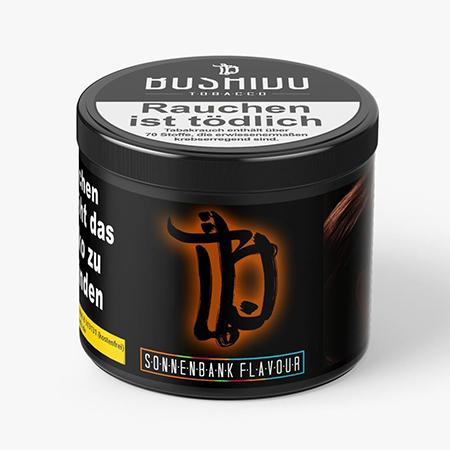 Bushido Tobacco – Sonny Black Tabak