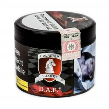 Cavalier Luxury Tobacco – D.A.F. Tabak
