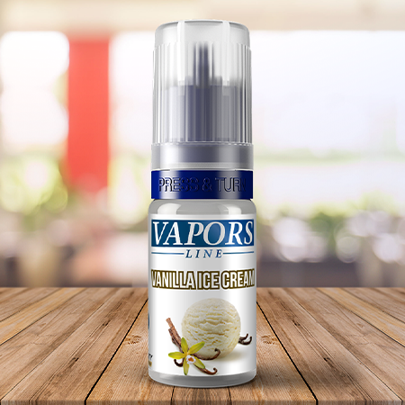 Vapors Line – Vanilla Ice Cream Aroma 10ml (MHD Ware)