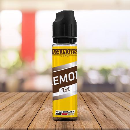 Vapors Line – Lemon Tart Liquid 50ml (MHD Ware)