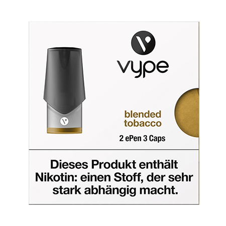 Vype – Pods Blended Tobacco