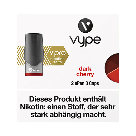 Vype – Pods Dark Cherry