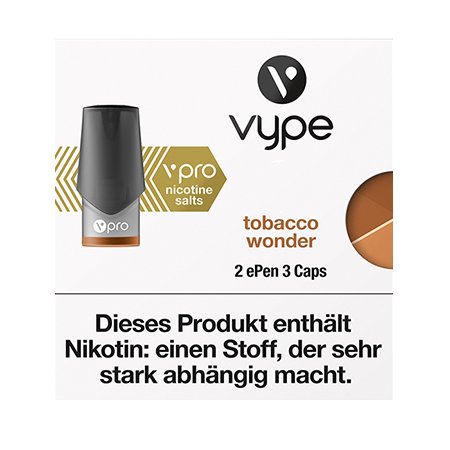 Vype – Pods Tobacco Wonder