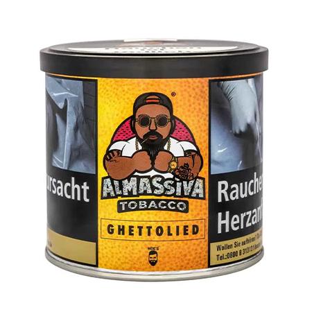 Almassiva Tobacco – Ghettolied Tabak
