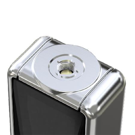 Attacke-Pinguin-Eleaf-Tessera-Mod-Silber-oben