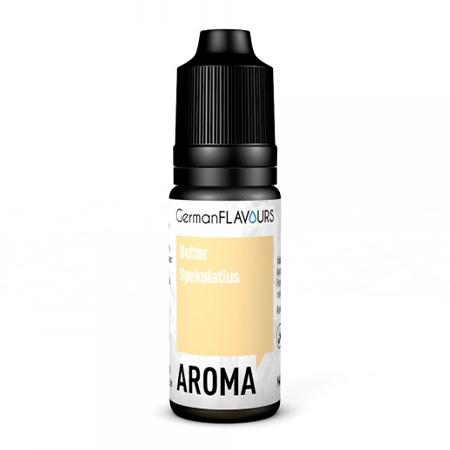 German Flavours – Butter Spekulatius Aroma 10ml (MHD Ware)