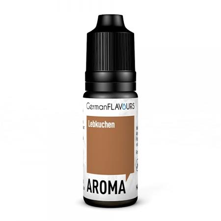 German Flavours – Lebkuchen Aroma 10ml (MHD Ware)