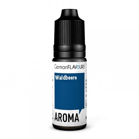 German Flavours – Walderdbeere Aroma 10ml (MHD Ware)