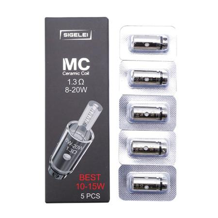 Sigelei – MC Ceramic Coils