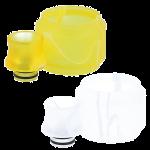 Smok – TFV12 Prince 8ml Ersatzglas + Drip Tip