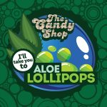 Big Mouth – The Candy Shop Aloe Lollipops Aroma 10ml (MHD Ware)