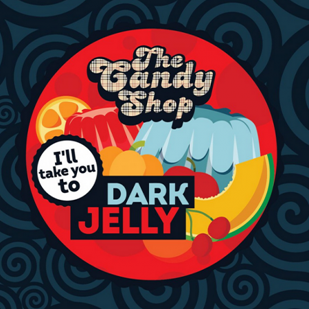 Big Mouth – The Candy Shop Dark Jelly Aroma 10ml (MHD Ware)