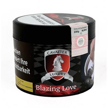Cavalier Luxury Tobacco – Blazing Love Tabak