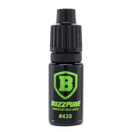 Bozz Pure – #439 Aroma 10ml (MHD Ware)