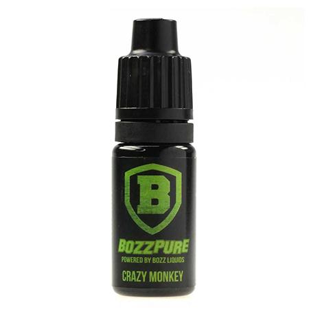 Bozz Pure – Crazy Monkey Aroma 10ml (MHD Ware)