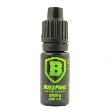 Bozz Pure – Dragonfly Aroma 10ml (MHD Ware)