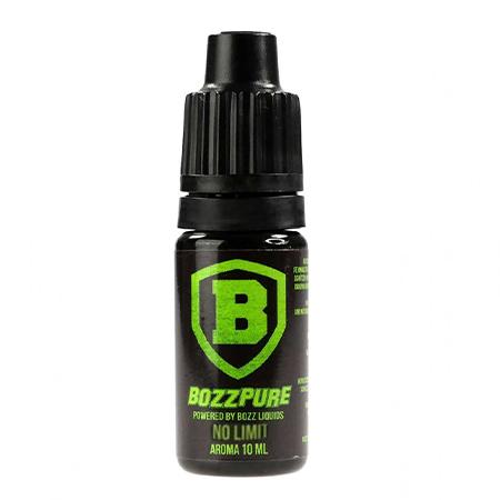 Bozz Pure – No Limit Aroma 10ml (MHD Ware)