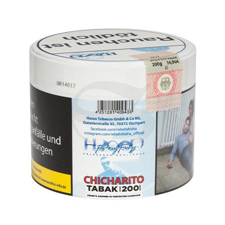 Hasso Tobacco – F@*#ing Freezy Chicharito Tabak