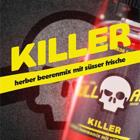 Skull Aroma – Killer Aroma 30ml (MHD Ware)