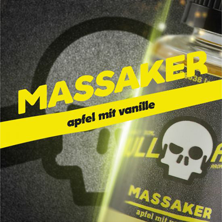 Skull Aroma – Massaker Aroma 30ml (MHD Ware)