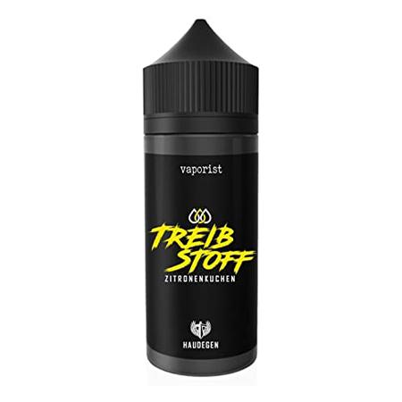 Treibstoff – Zitronenkuchen Liquid
