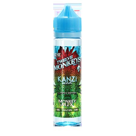 Twelve Monkeys – Kanzi Iced Liquid 50ml