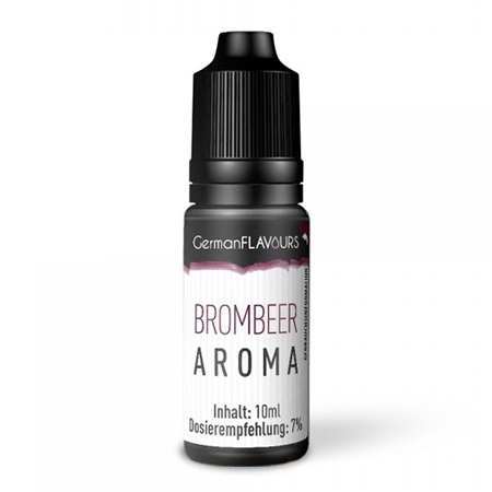 German Flavours – Brombeer Aroma 10ml