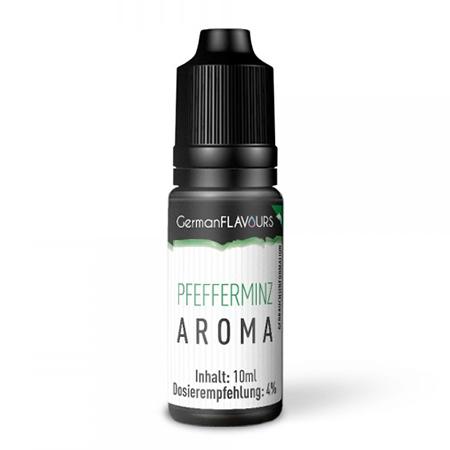 German Flavours – Pfefferminze Aroma 10ml