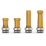 Ambition Mods – DL und MTL 4 in 1 510er Drip Tip Set Ultem