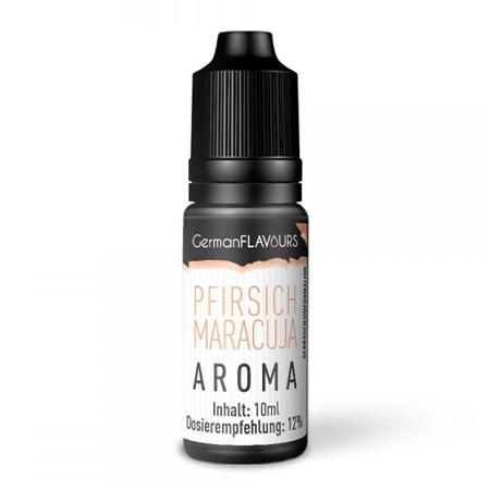 German Flavours – Pfirsich Maracuja Aroma 10ml