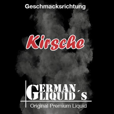 German Liquids – Kirsche Liquid 10ml