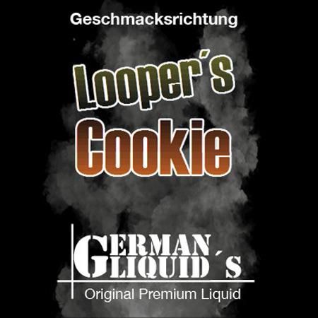 German Liquids – Looper´s Cookie Liquid 10ml