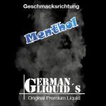 German Liquids – Menthol Liquid 10ml