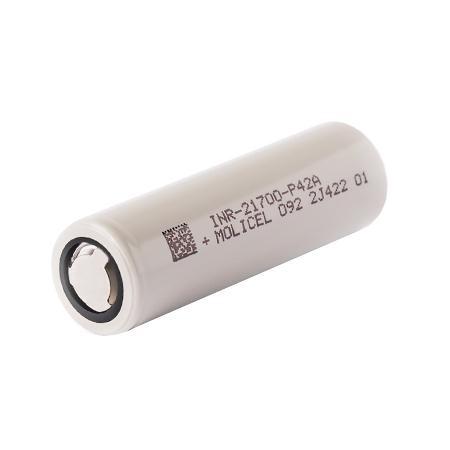 Molicel – INR21700-P42A Akku